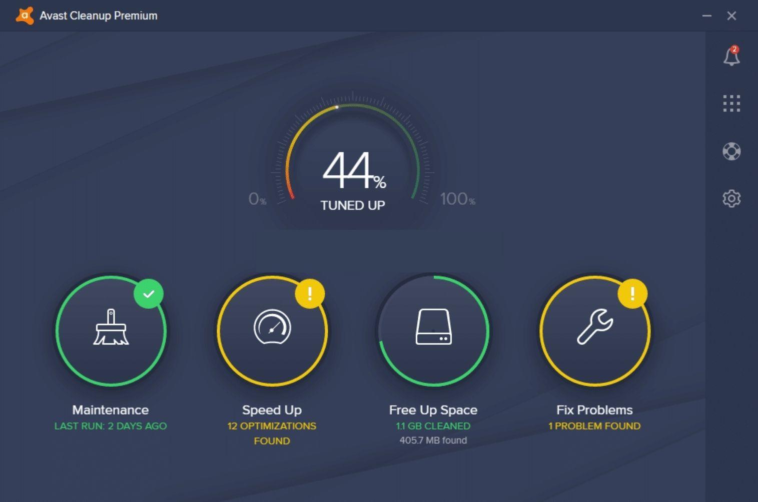 Giới thiệu về Avast Cleanup Premium 2020 – Phần mềm dọn dẹp và tăng tốc PC