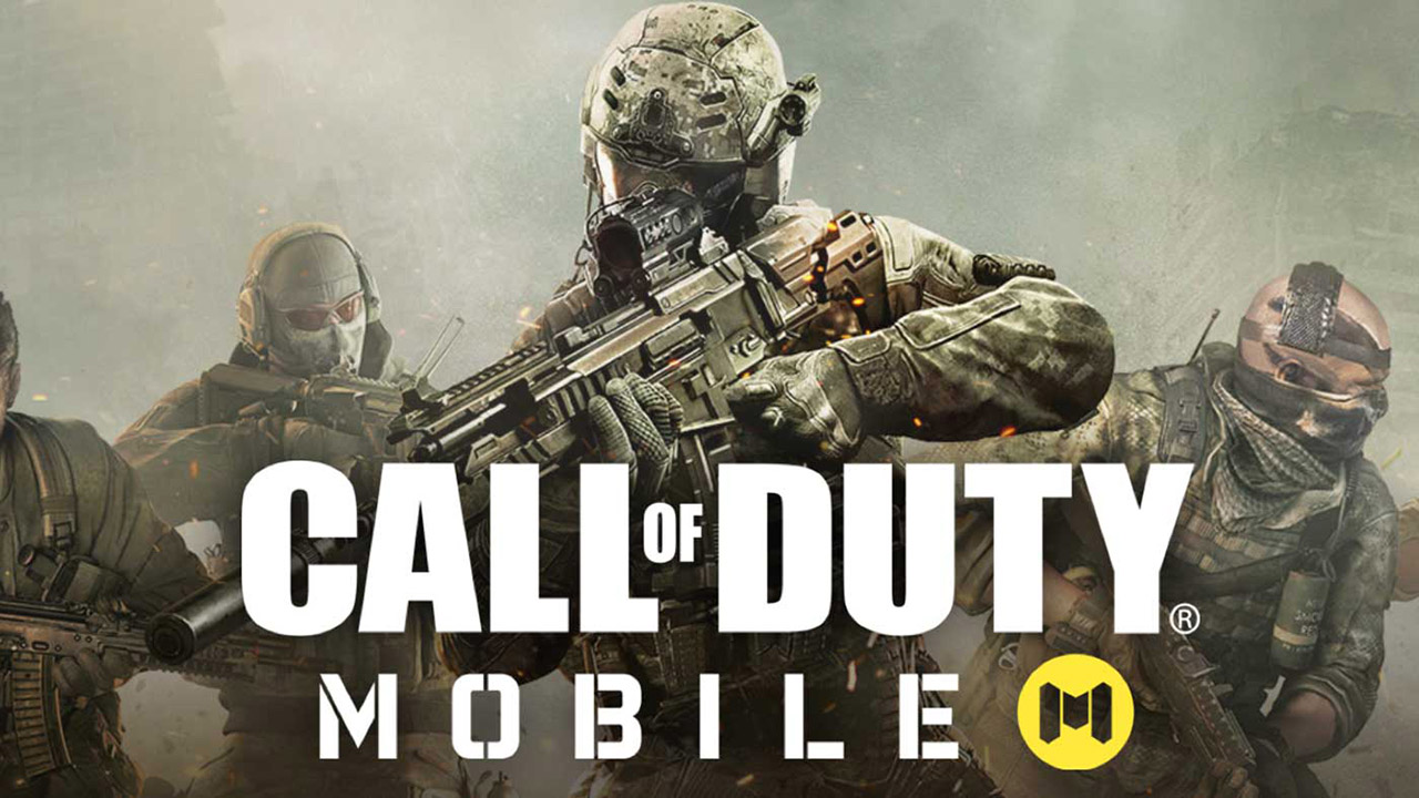 Game Call Of Duty Mobile VN