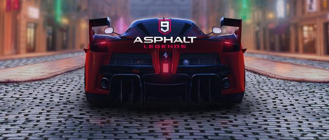 Game đua xe Asphalt 9