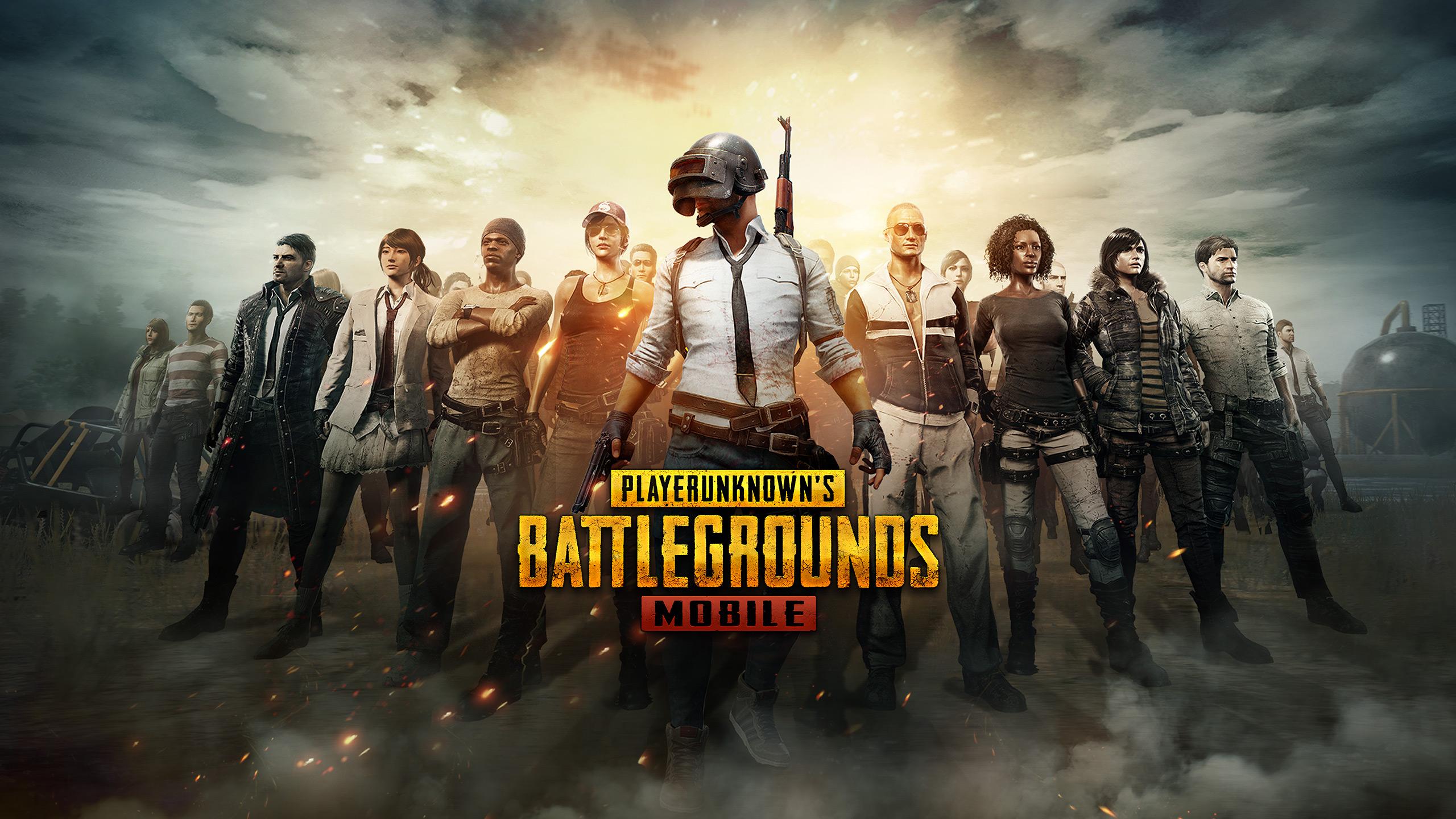 Game PUBG Mobile VN