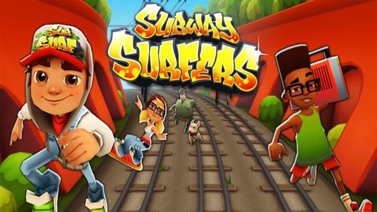 Game Subway Suffers