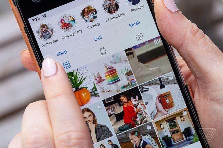 Sử dụng trang web hỗ trợ để tải ảnh Instagram về điện thoại