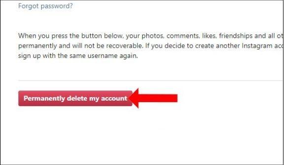 Premanently delete my account
