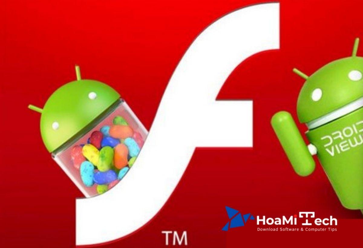 Adobe Flash Player for Android là gì?
