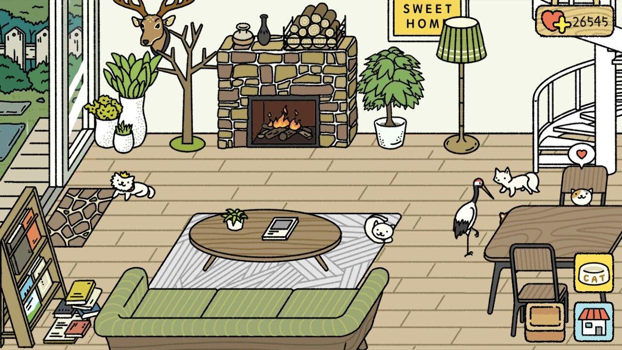 Đây là phòng khách của bạn