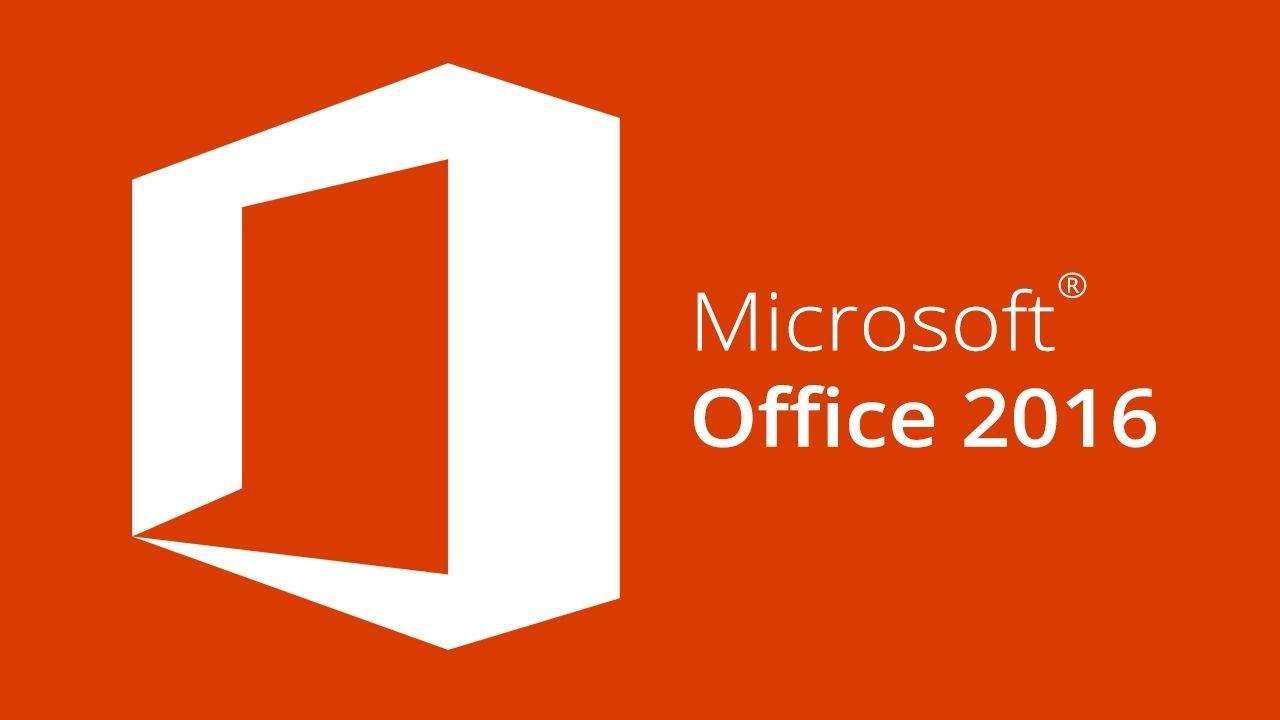 Giới thiệu về Office 2016