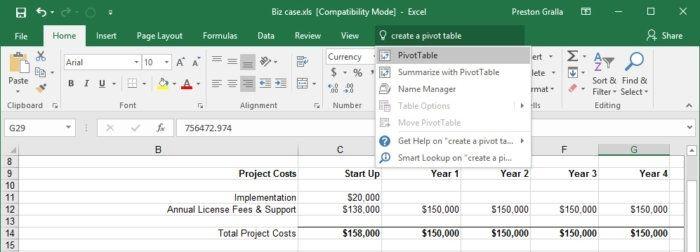 Excel bổ sung thêm các hàm mới