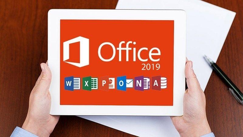Giới thiệu với Office 2019 Preview