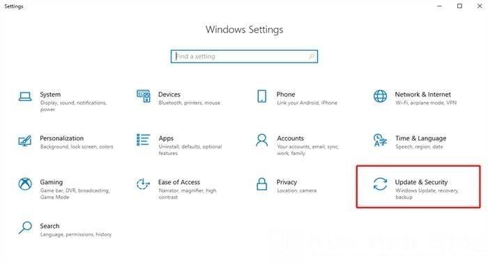 """Các bạn nhấn tổ hợp phím """"Windows + I"""""""