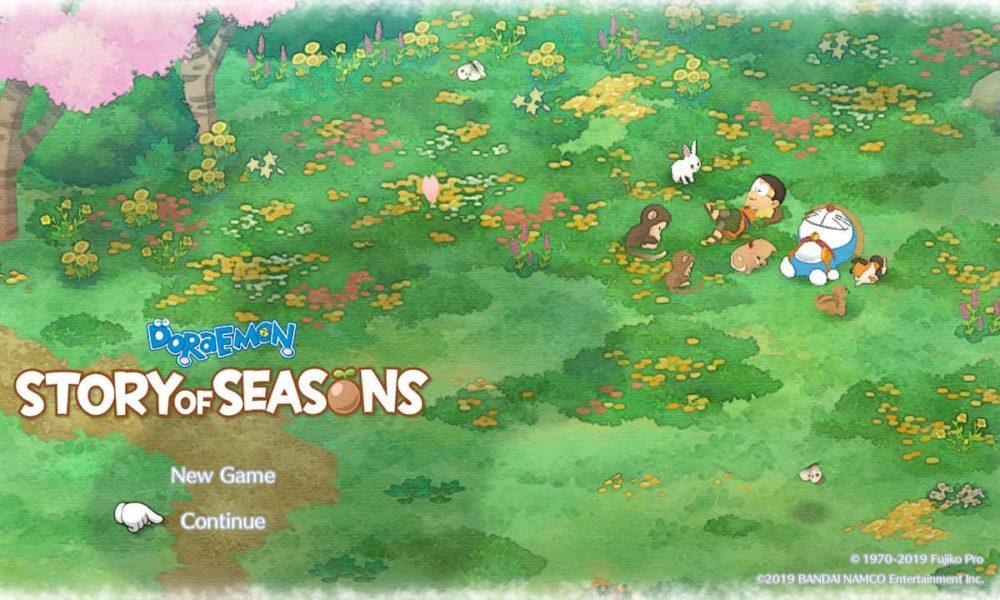 Giới thiệu Doraemon: Story of Seasons