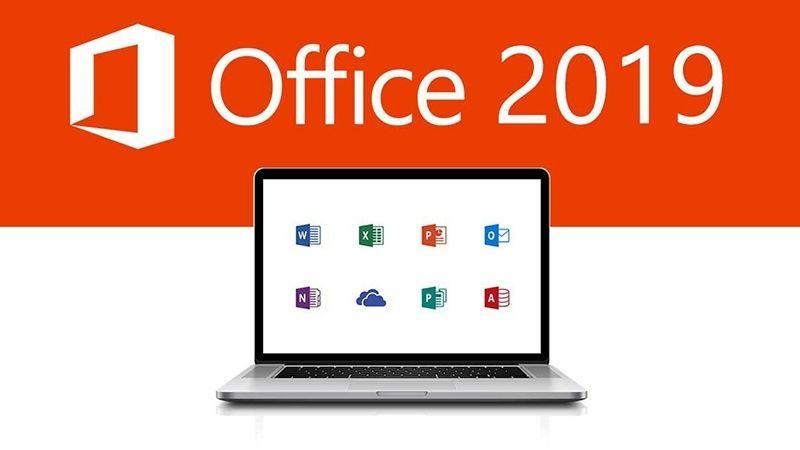 Giới thiệu về Office 2019