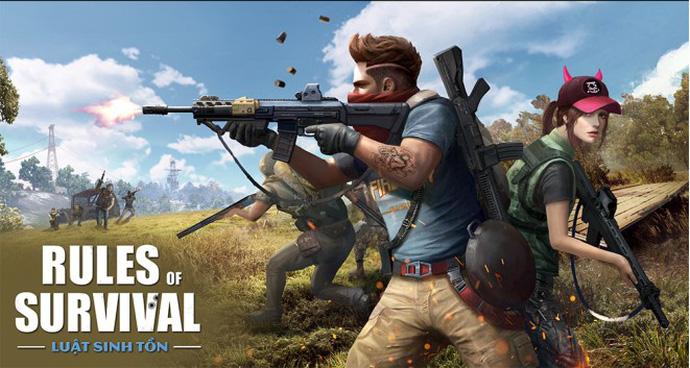 Rules of Survival – Game sinh tồn bắn súng