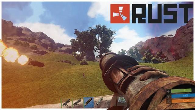 Rust – Game bắn súng sinh tồn hay