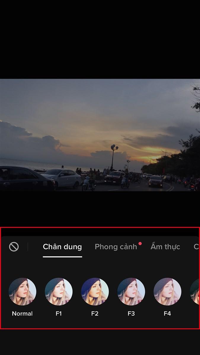 Chọn các công cụ chỉnh sửa video TikTok