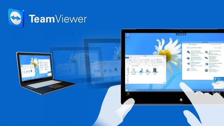 Chương trình Teamviewer cho MAC