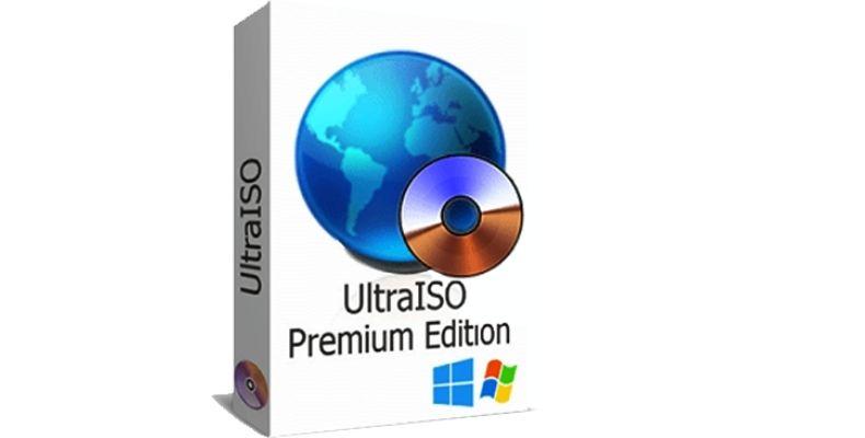 Tính năng thay đổi trong các phiên bản UltraISO