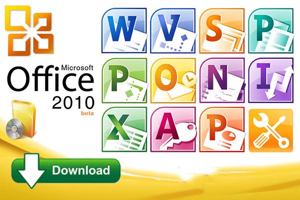 Mua bản quyền cho phần mềm Microsoft Office 2010