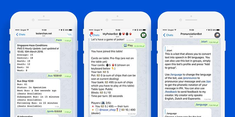Chatbot Telegram