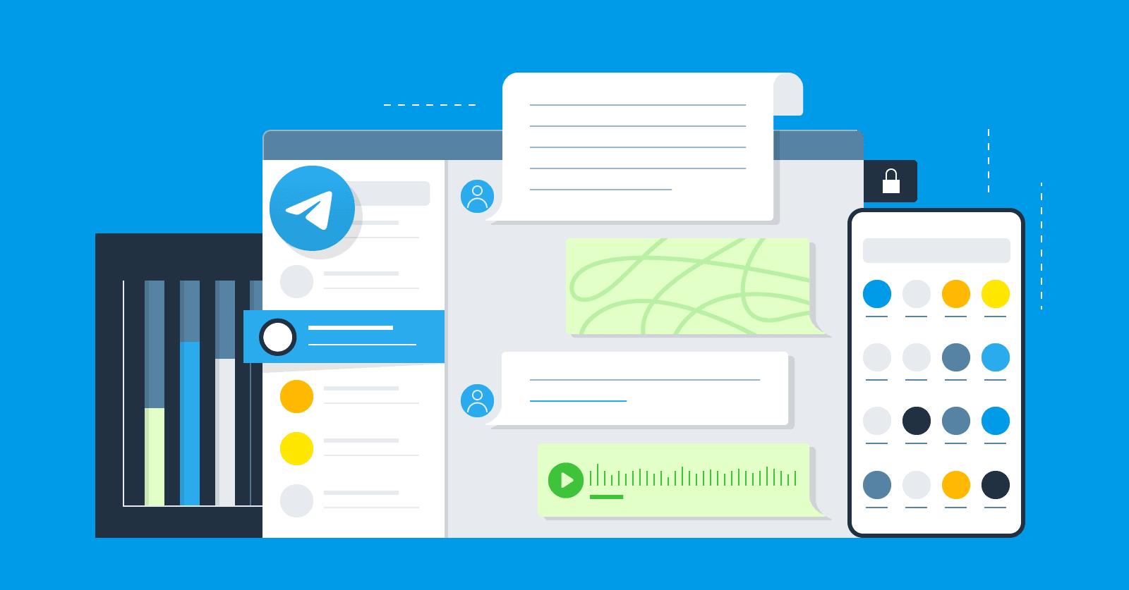 Tham gia các nhóm, group kiếm tiền trên Telegram