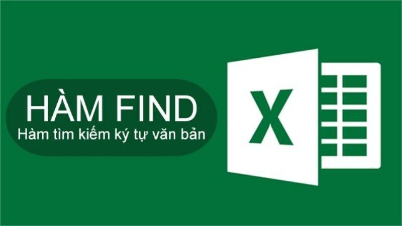 Ứng dụng của hàm FIND trong Excel