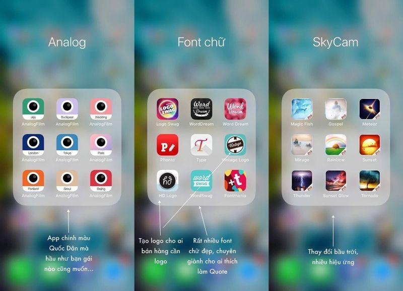 Tải app chỉnh sửa ảnh Trung Quốc trên hệ điều hành IOS Android