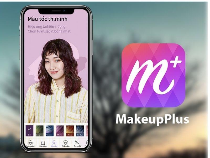 Giới thiệu về app chỉnh ảnh MakeupPlus