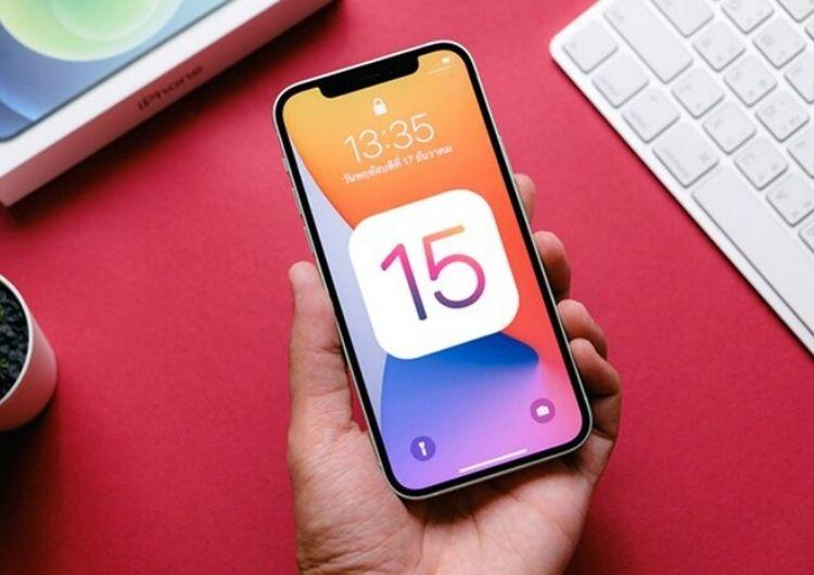 Các tính năng và sửa lỗi của iOS 15.0.1