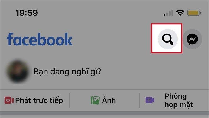 Hướng dẫn cách xóa bạn bè trên Facebook bằng điện thoại