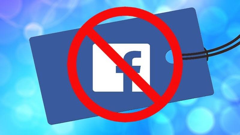 Lý do không tag được tên bạn bè vào Facebook