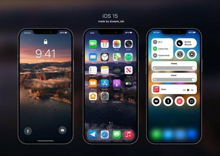 Những tính năng mới xuất hiện trong iOS 15