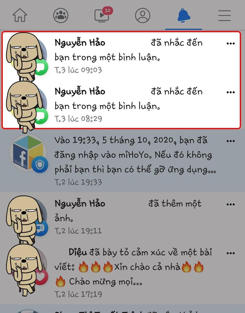Tác dụng của việc tag bạn bè vào comment trên Facebook