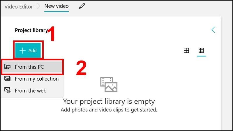 Cách tách nhạc từ video Audio Extractor